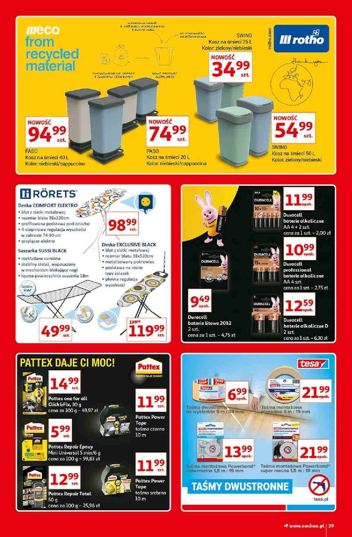 Gazetka promocyjna Auchan do 10/06/2020 str.38