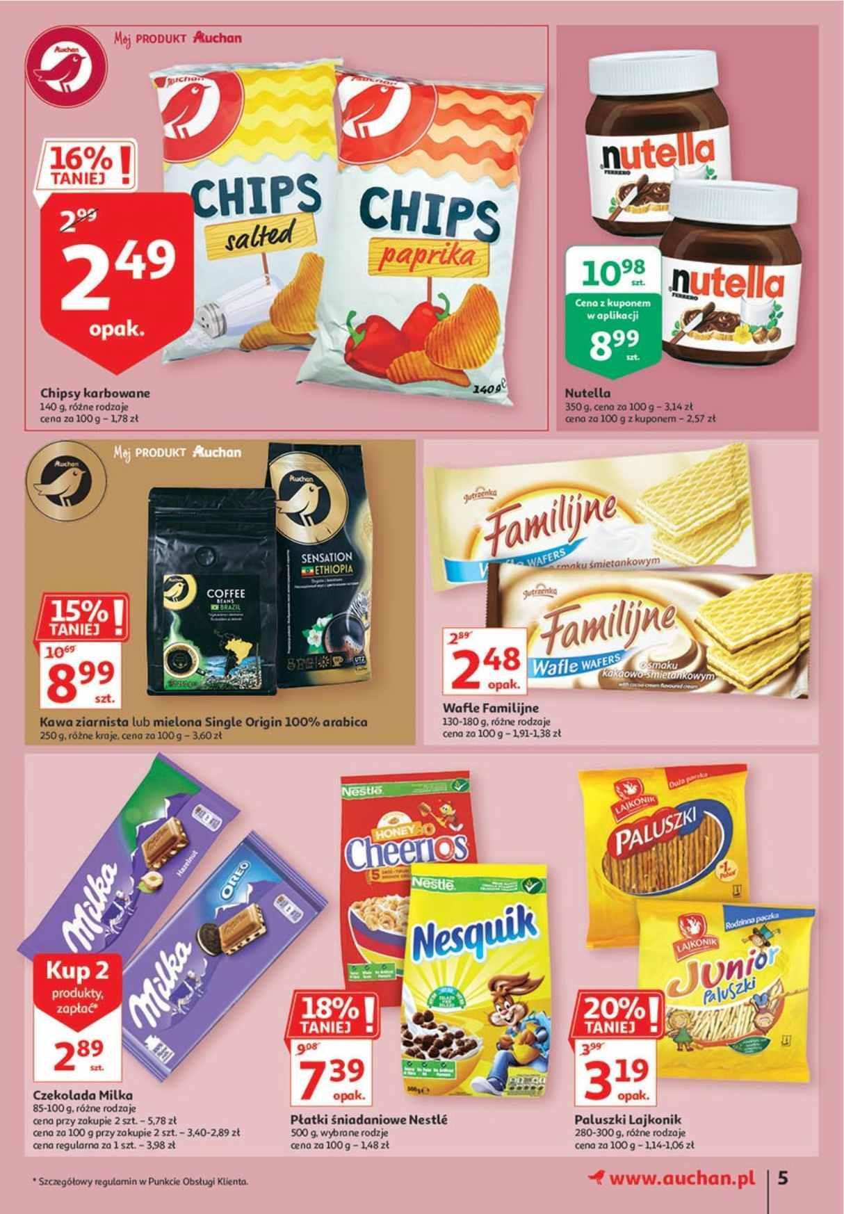 Gazetka promocyjna Auchan do 17/06/2020 str.4