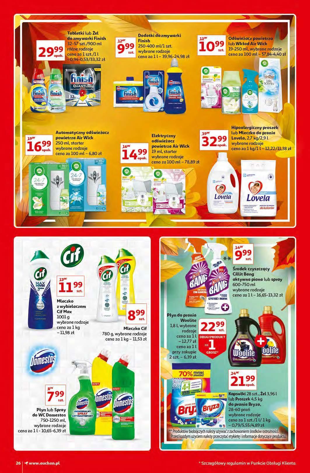 Gazetka promocyjna Auchan do 21/10/2020 str.25