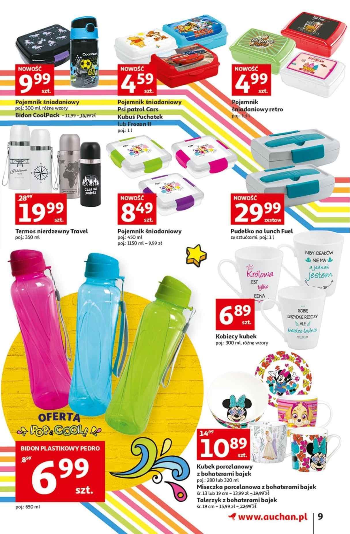 Gazetka promocyjna Auchan do 03/09/2020 str.8