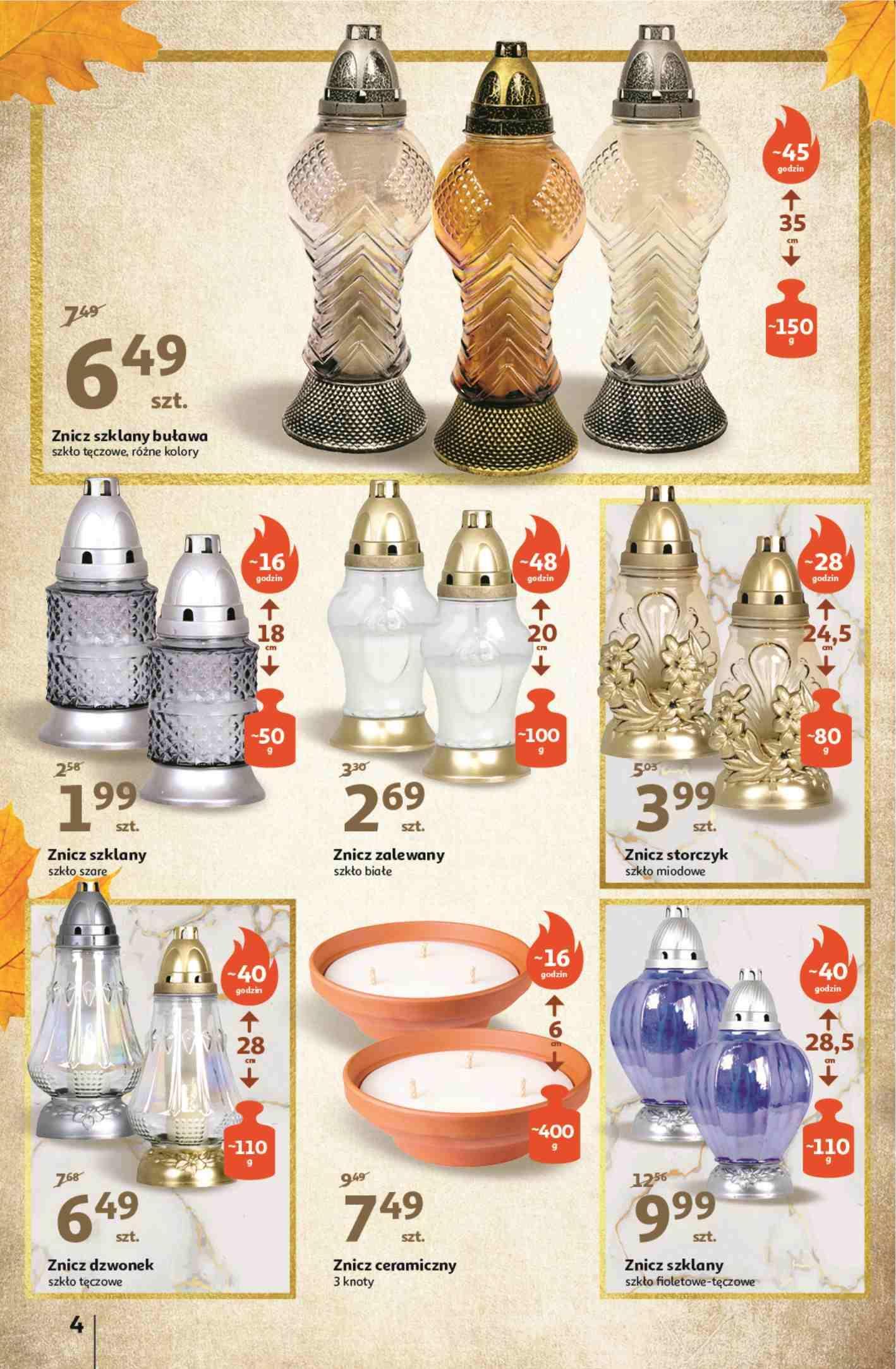 Gazetka promocyjna Auchan do 14/10/2020 str.3