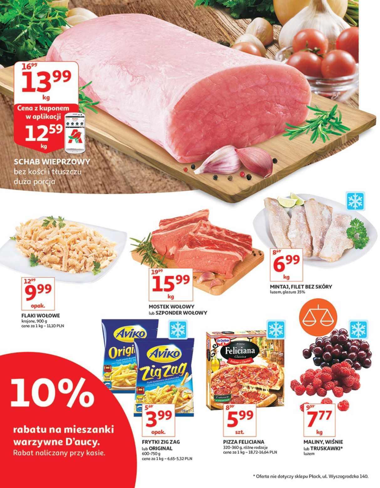 Gazetka promocyjna Auchan do 17/10/2018 str.8