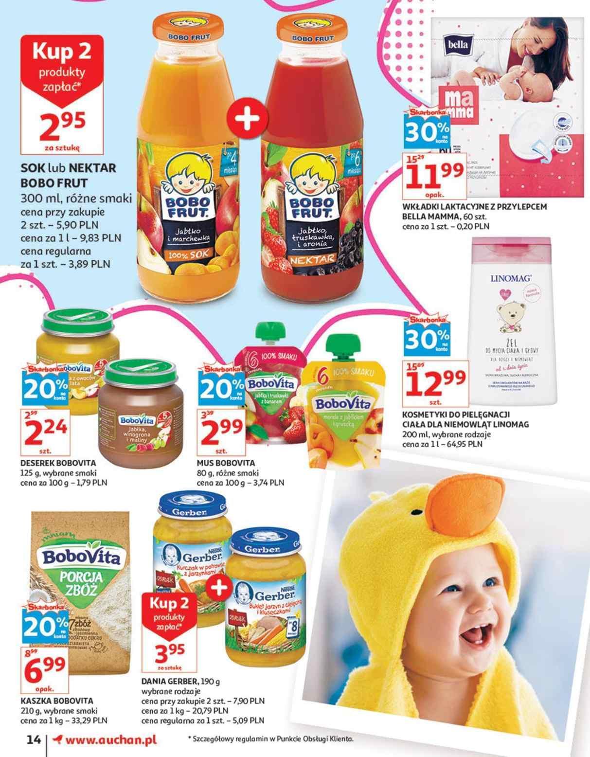 Gazetka promocyjna Auchan do 08/08/2018 str.13