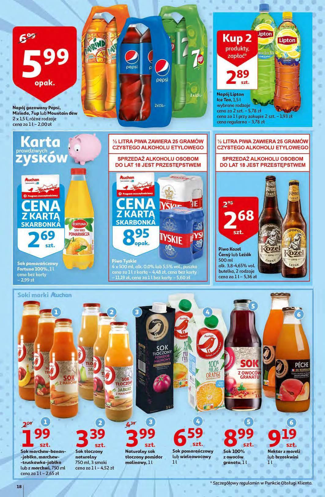 Gazetka promocyjna Auchan do 21/10/2020 str.17