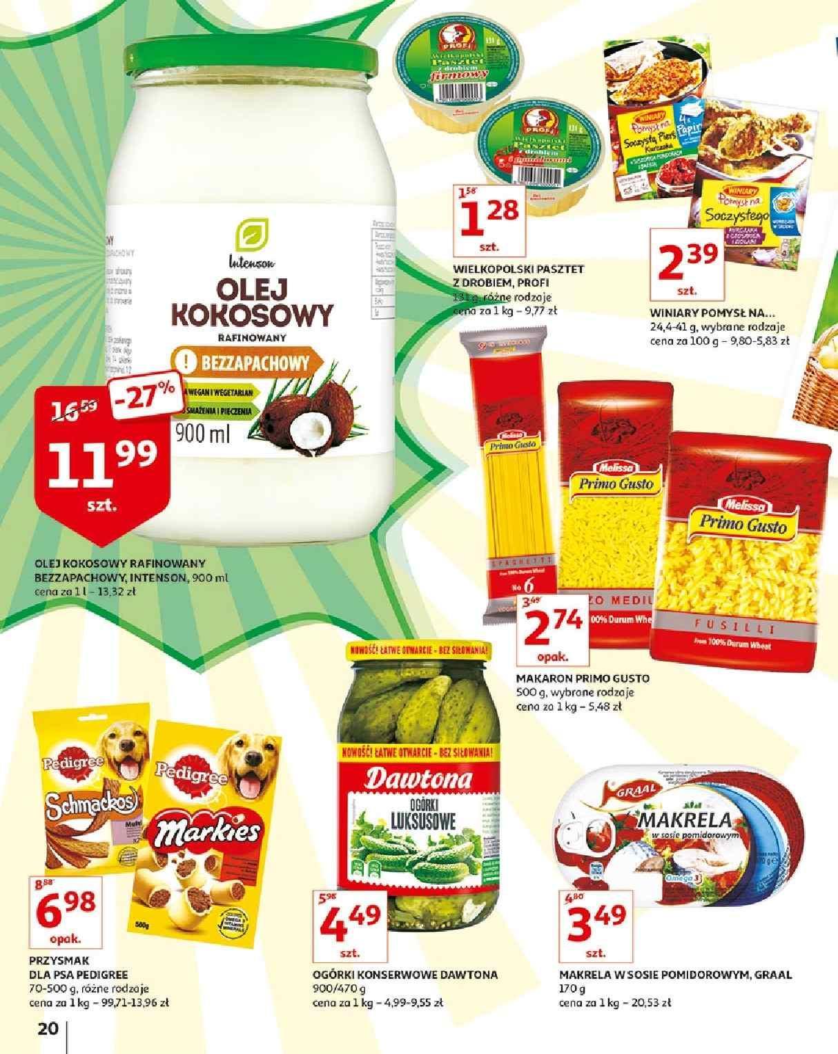 Gazetka promocyjna Auchan do 21/08/2019 str.20