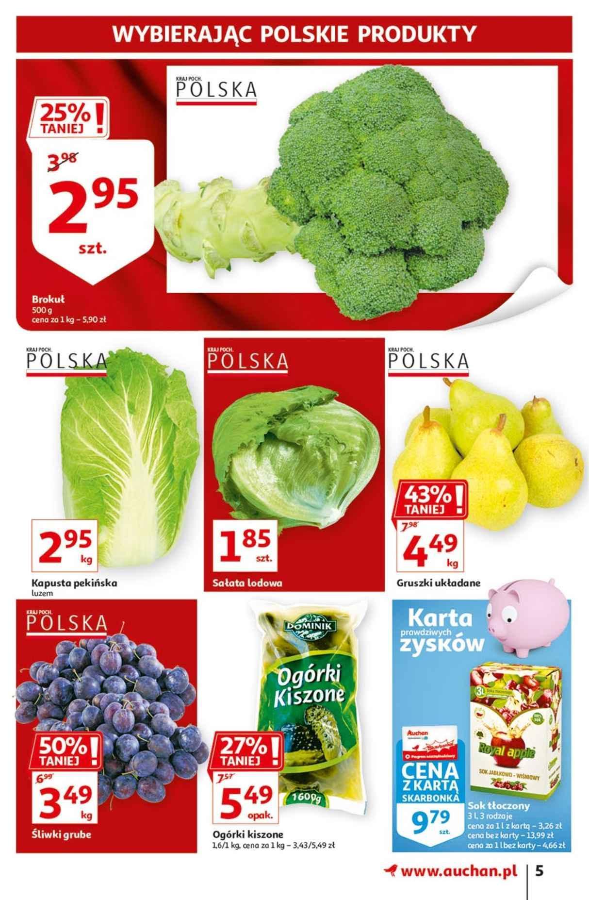 Gazetka promocyjna Auchan do 24/09/2020 str.5