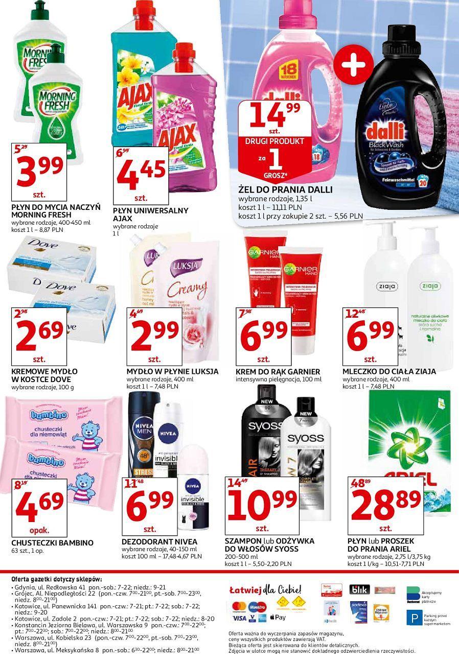 Gazetka promocyjna Auchan do 13/09/2018 str.8