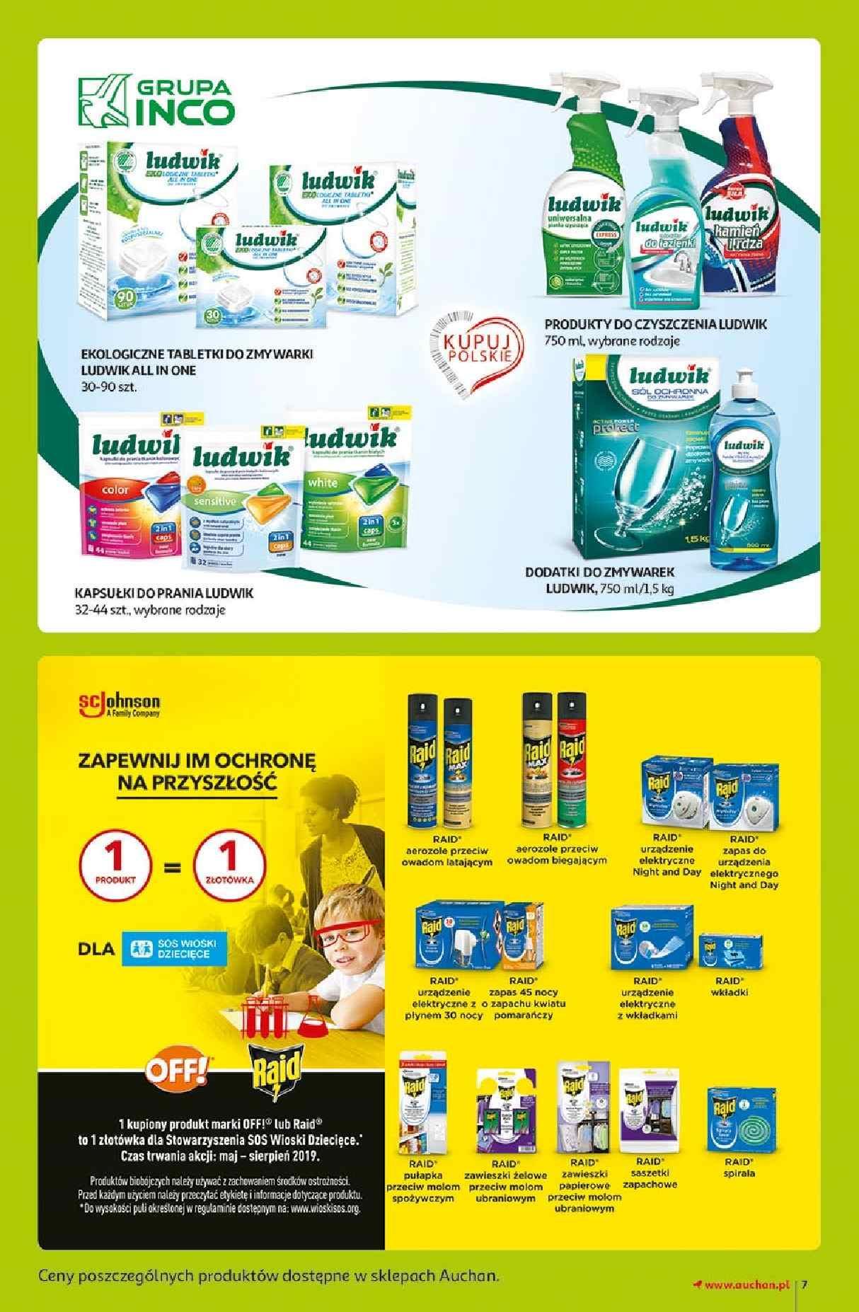 Gazetka promocyjna Auchan do 11/05/2019 str.6