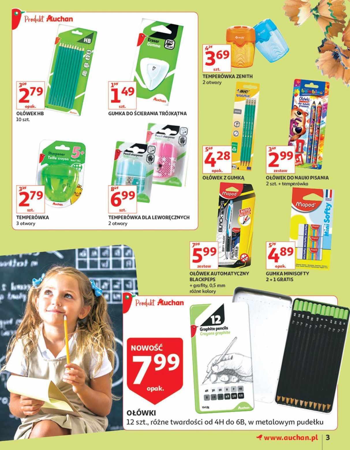 Gazetka promocyjna Auchan do 22/08/2018 str.2