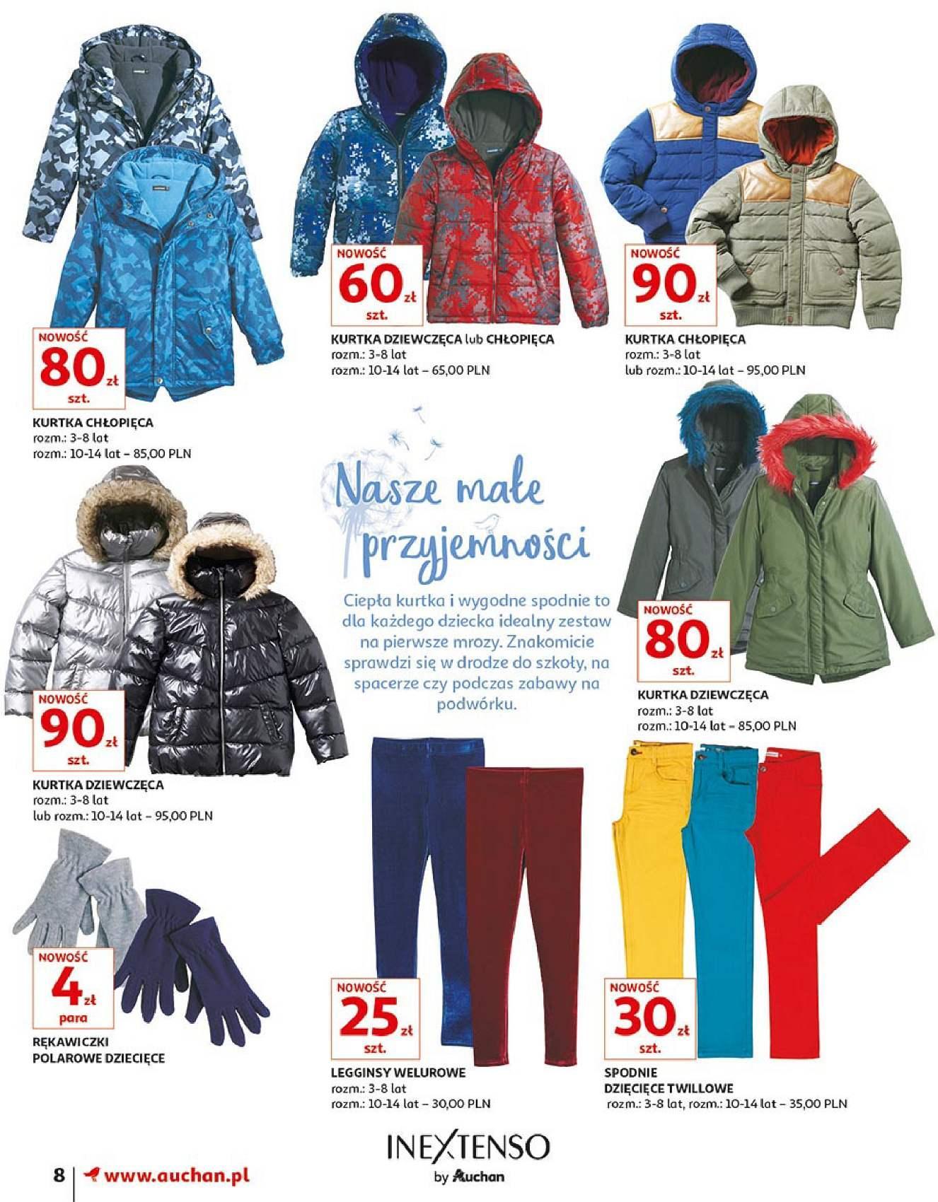 Gazetka promocyjna Auchan do 14/10/2018 str.8