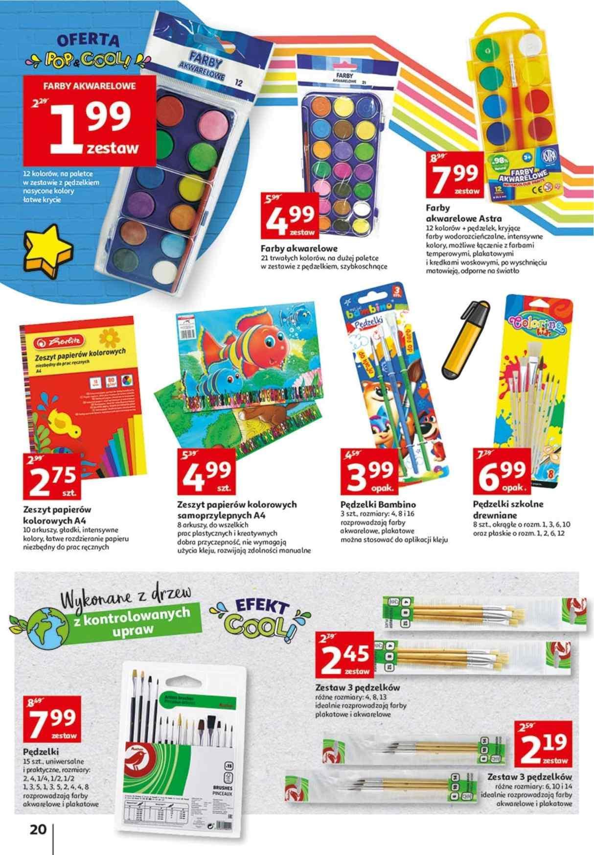 Gazetka promocyjna Auchan do 26/08/2020 str.19