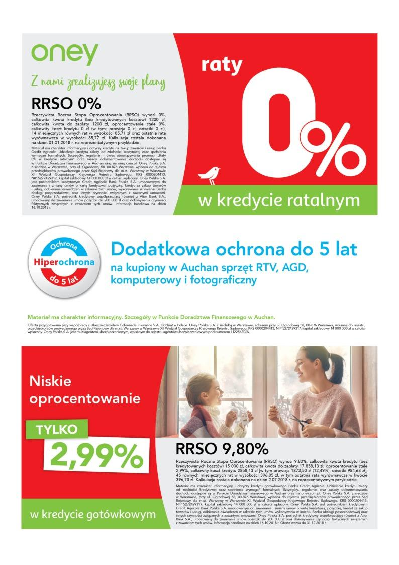 Gazetka promocyjna Auchan do 13/11/2018 str.2