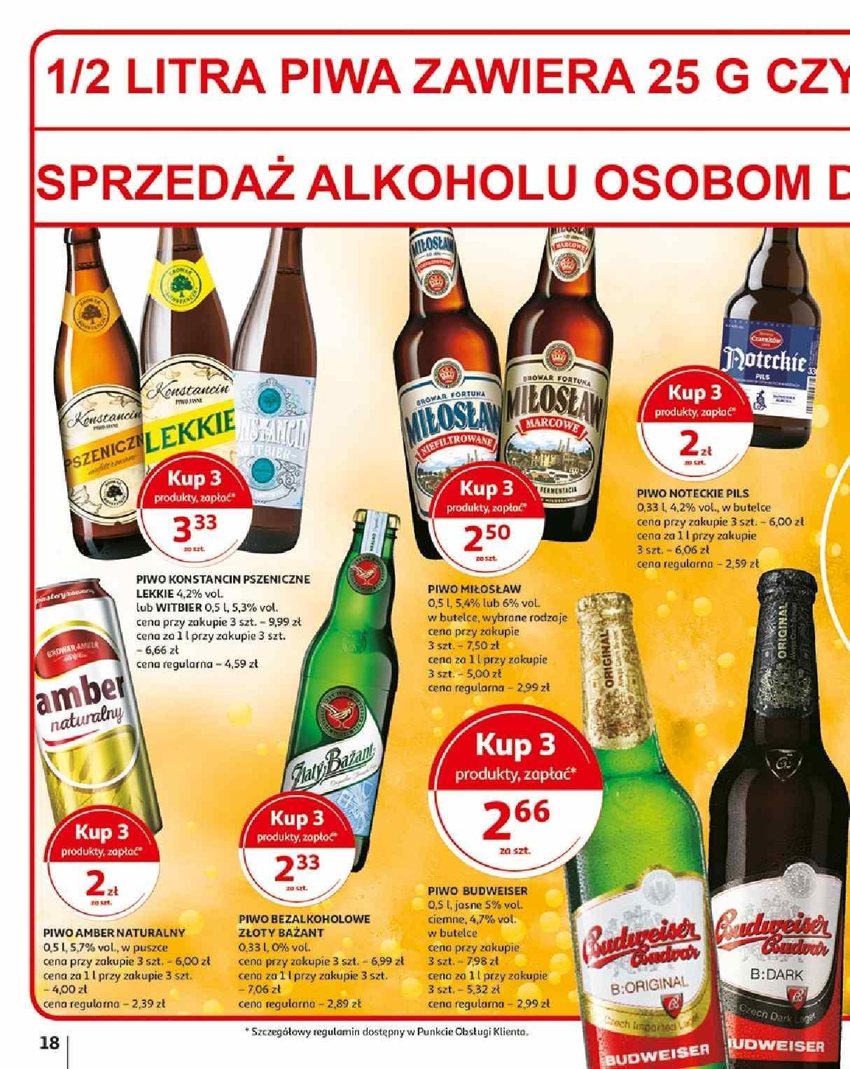 Gazetka promocyjna Auchan do 06/05/2019 str.17