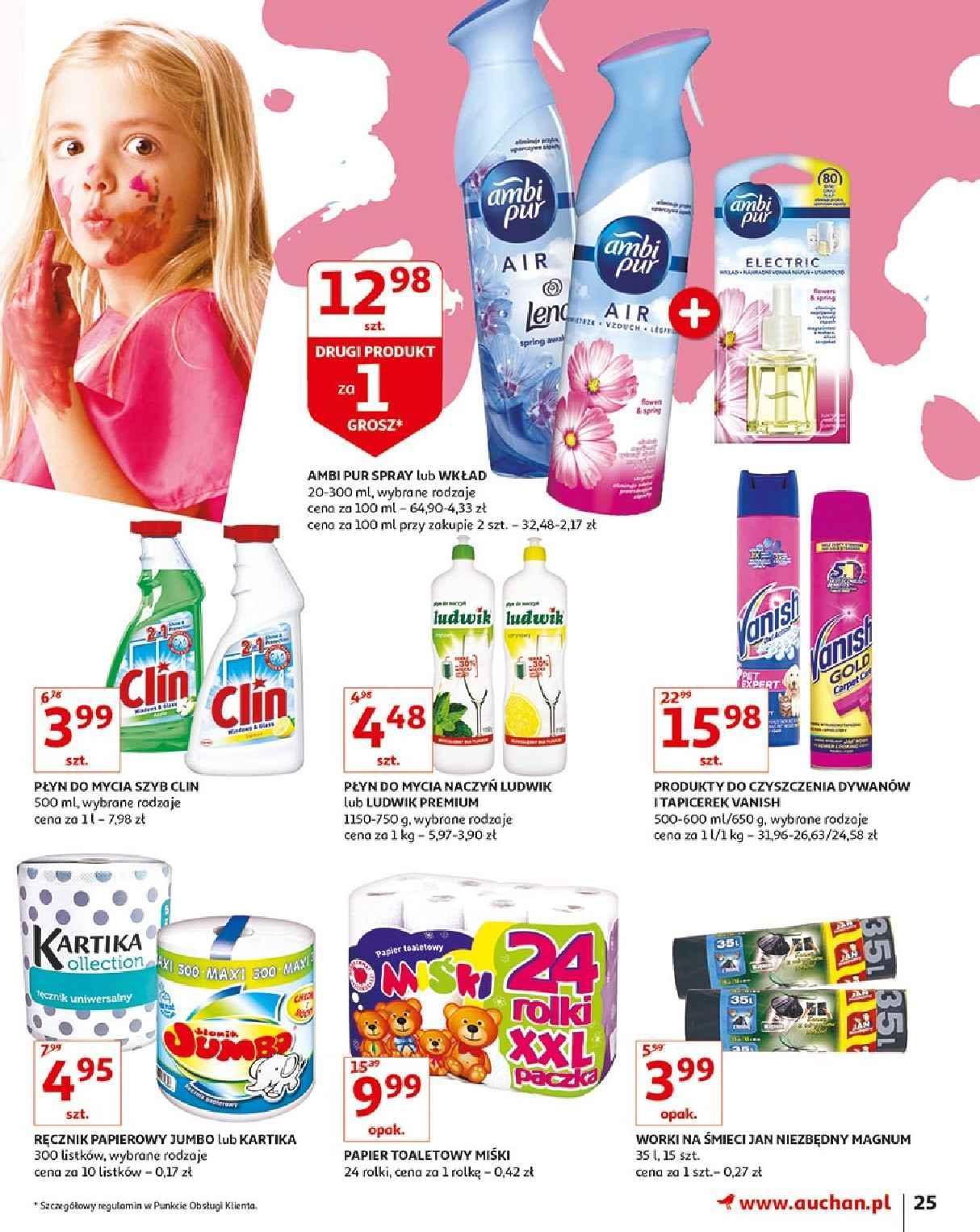 Gazetka promocyjna Auchan do 21/08/2019 str.25