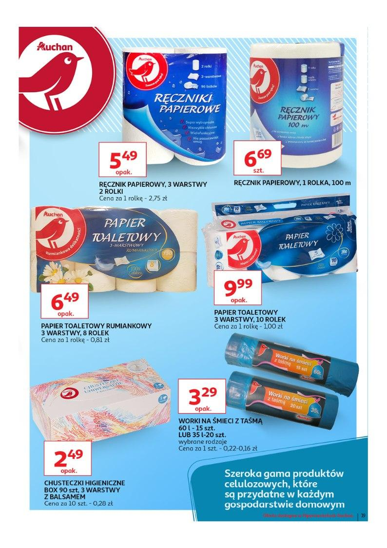 Gazetka promocyjna Auchan do 27/03/2019 str.18
