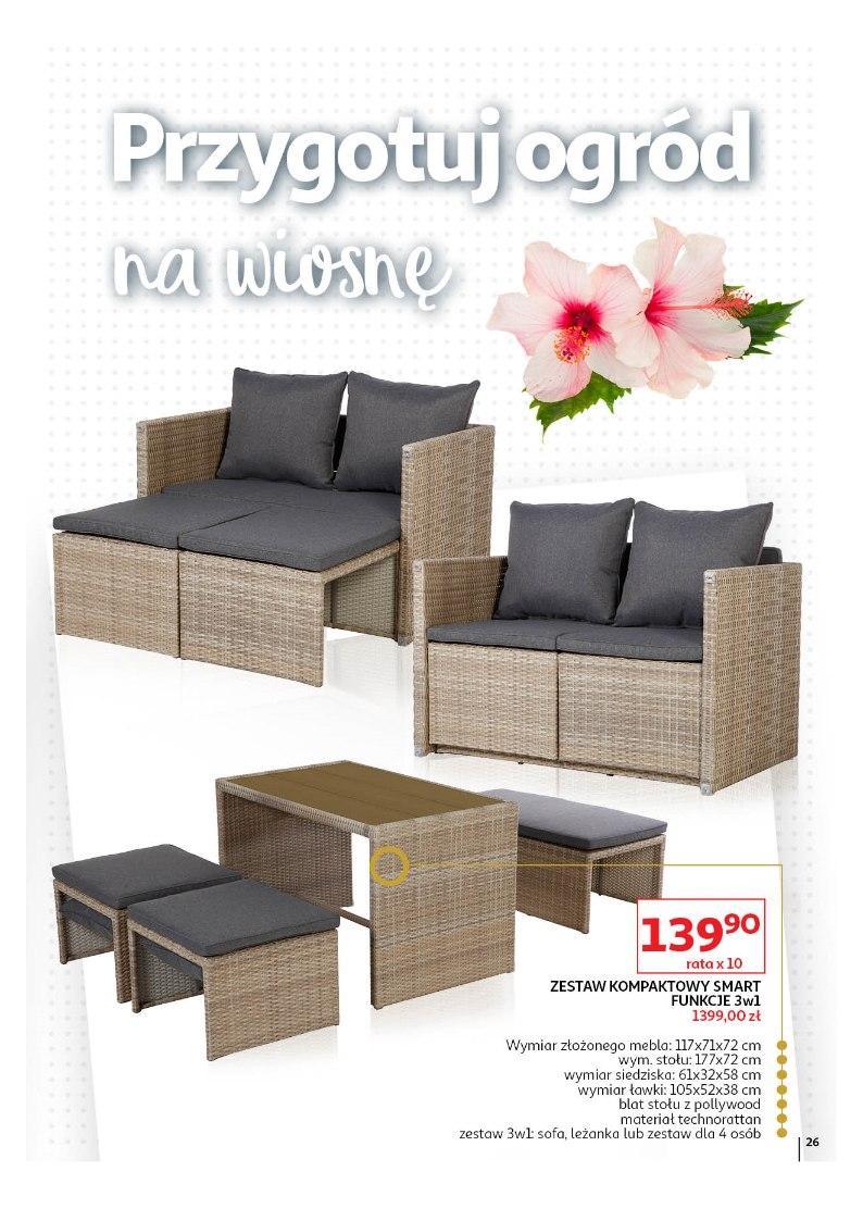 Gazetka promocyjna Auchan do 10/04/2019 str.25