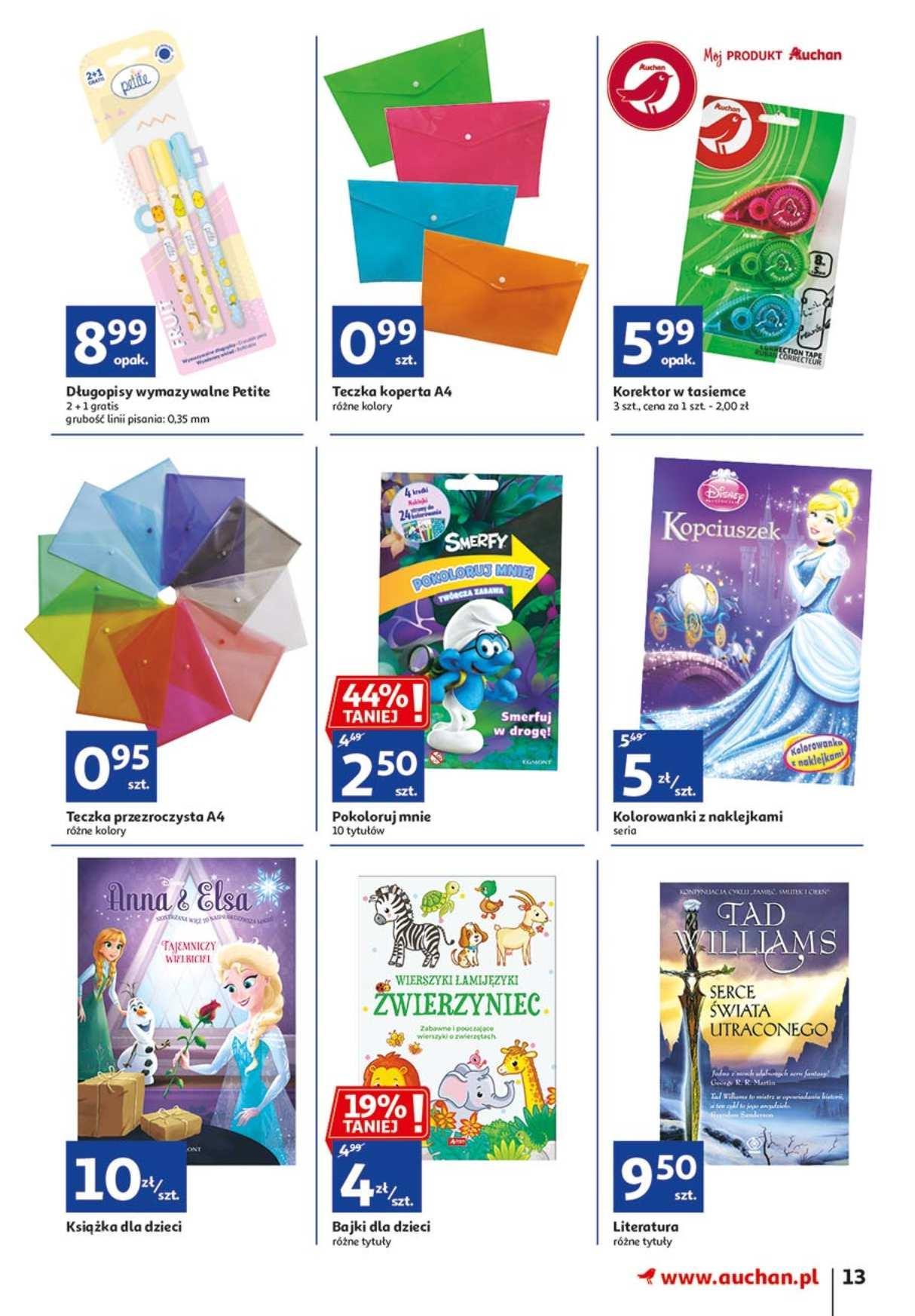 Gazetka promocyjna Auchan do 01/07/2020 str.12