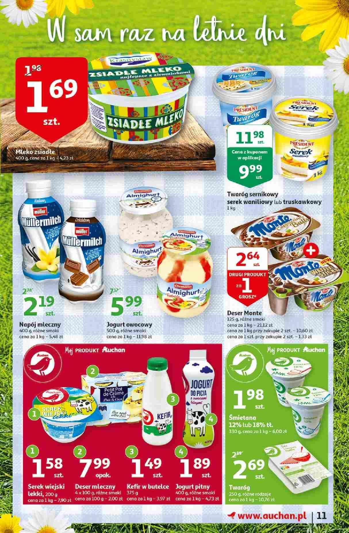 Gazetka promocyjna Auchan do 19/08/2020 str.10