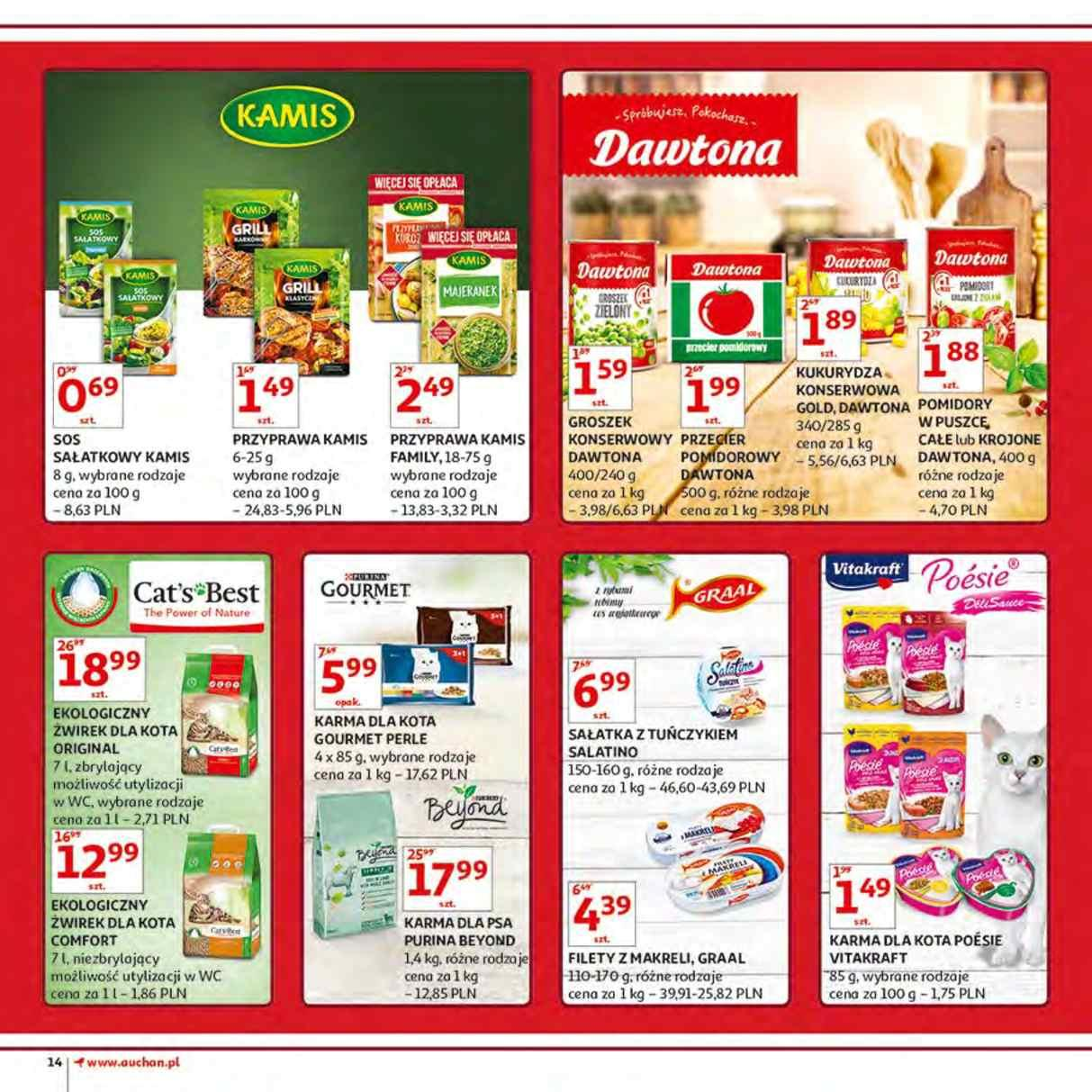 Gazetka promocyjna Auchan do 12/06/2018 str.13