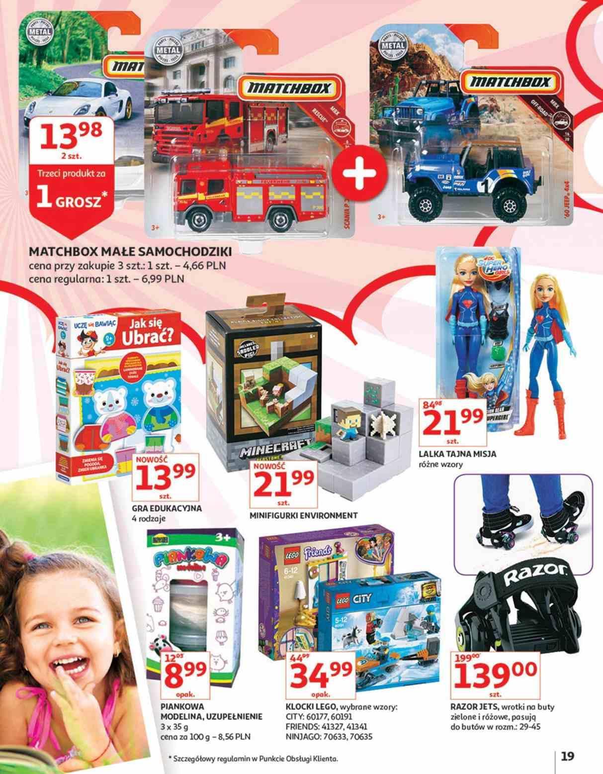 Gazetka promocyjna Auchan do 08/08/2018 str.19