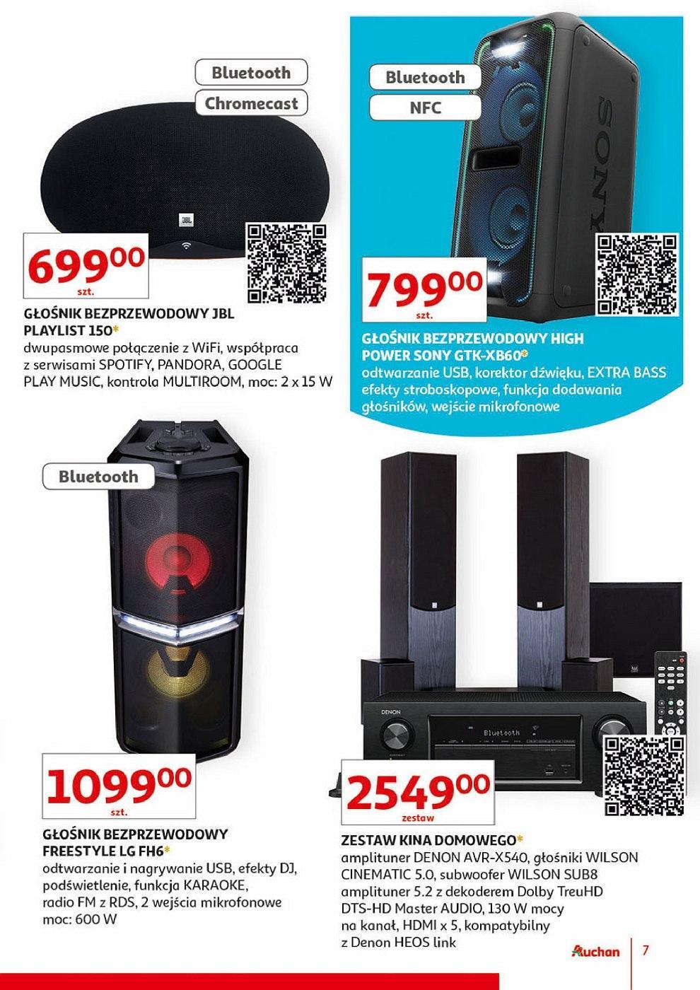 Gazetka promocyjna Auchan do 13/06/2018 str.6