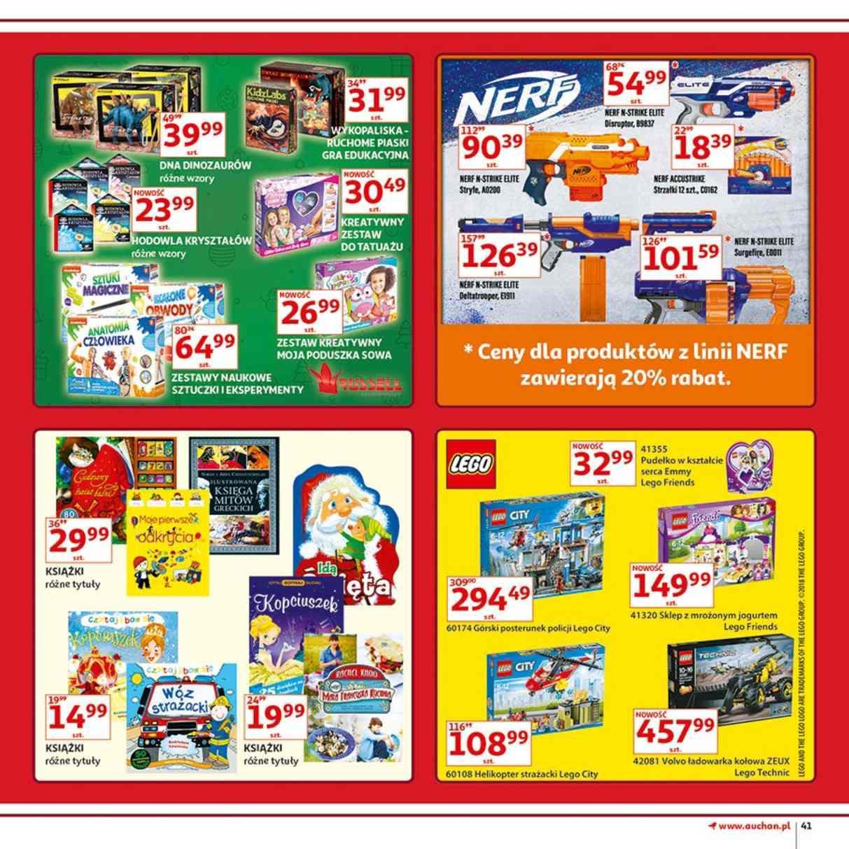 Gazetka promocyjna Auchan do 12/12/2018 str.41