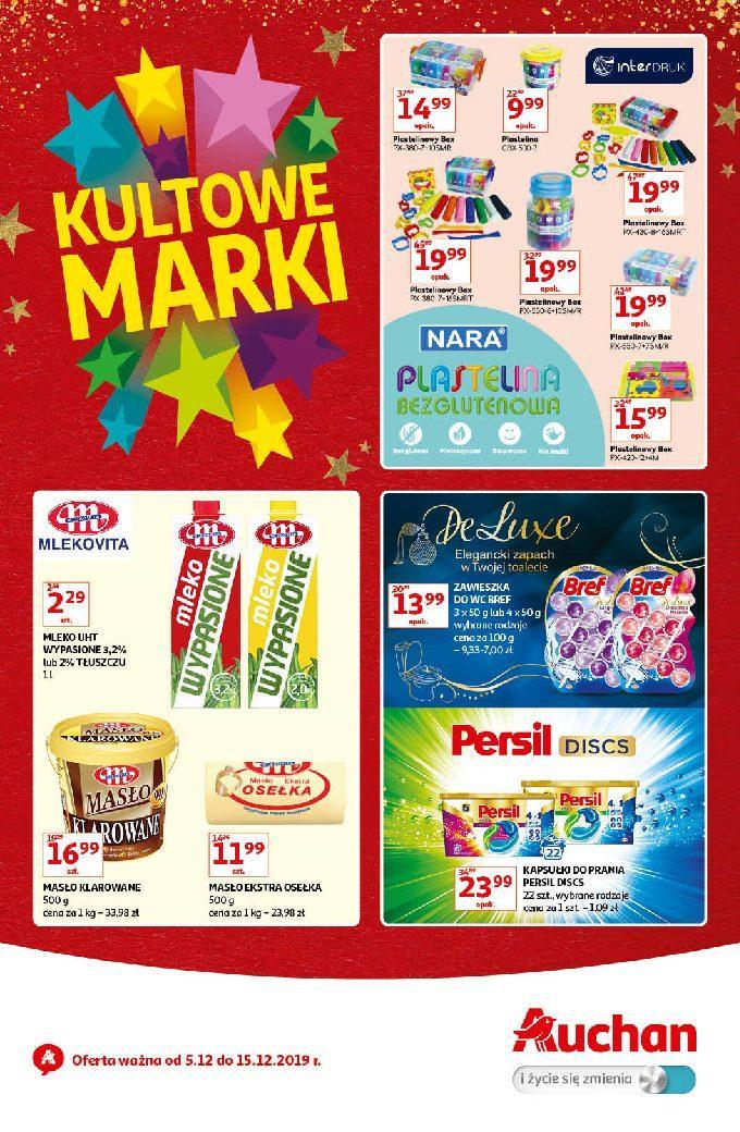 Gazetka promocyjna Auchan do 15/12/2019 str.1