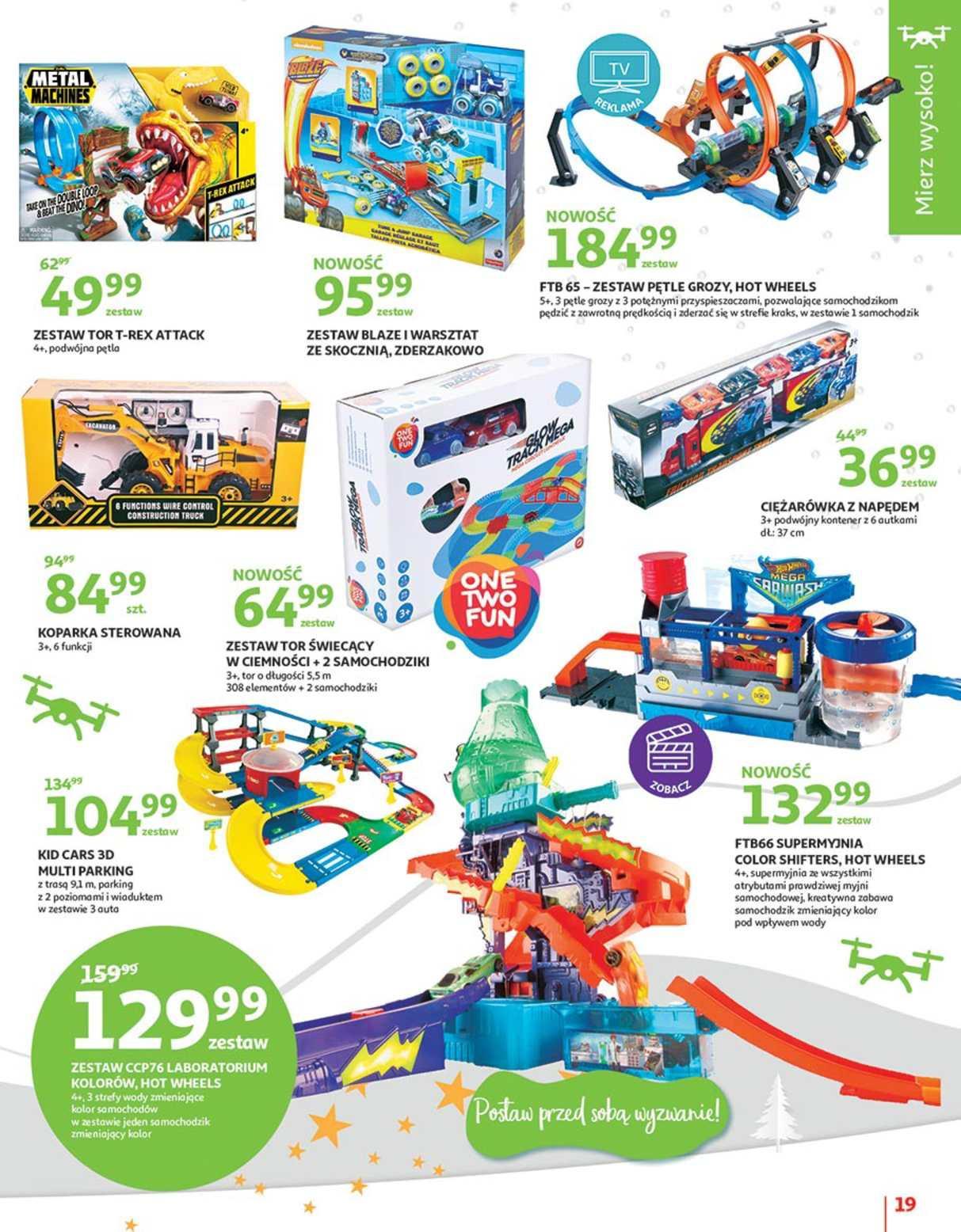 Gazetka promocyjna Auchan do 28/11/2018 str.19