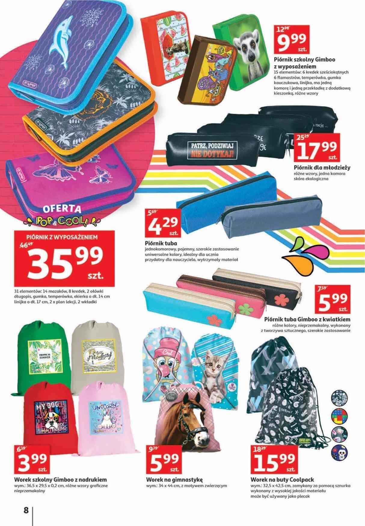 Gazetka promocyjna Auchan do 12/08/2020 str.7