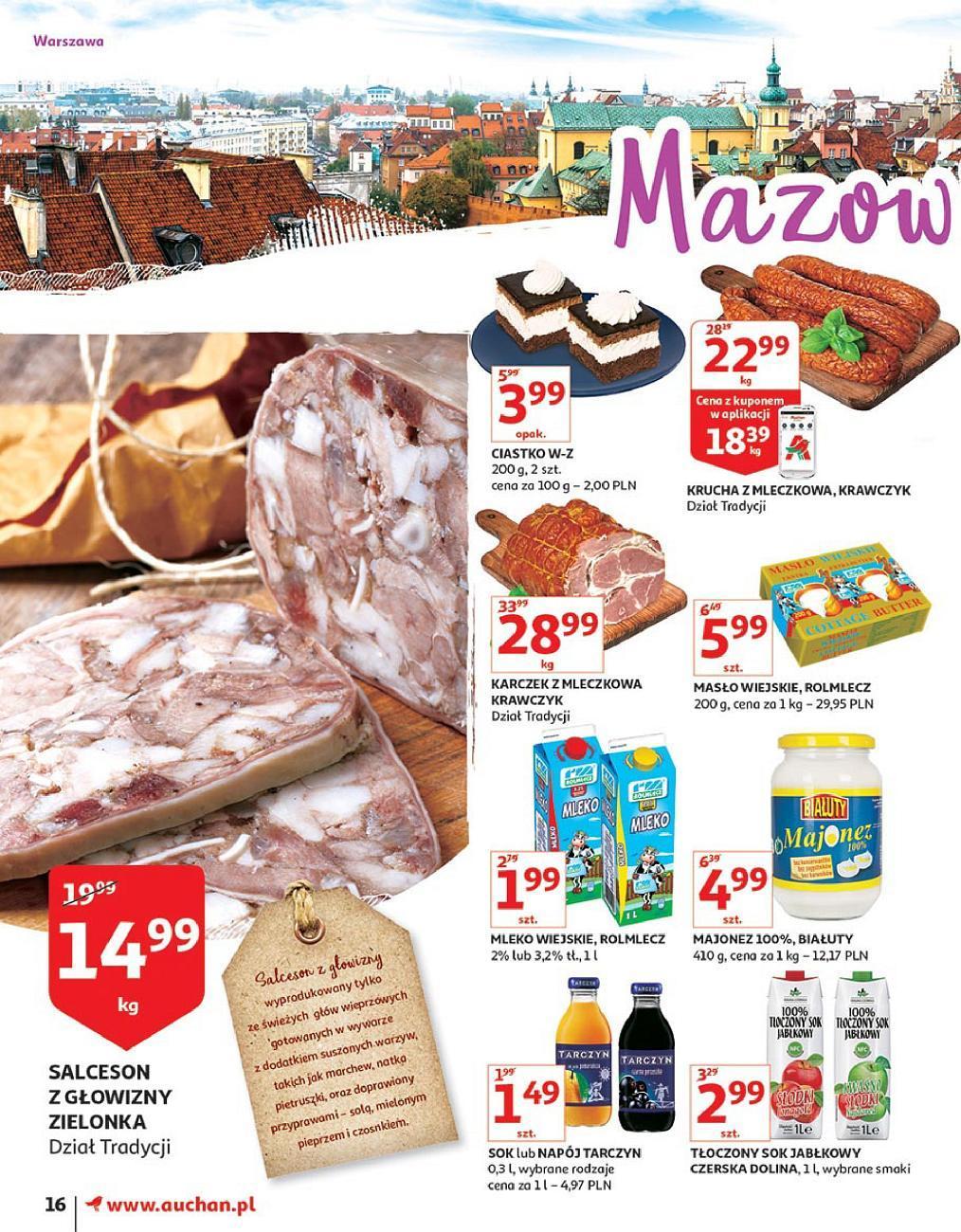 Gazetka promocyjna Auchan do 24/09/2018 str.15