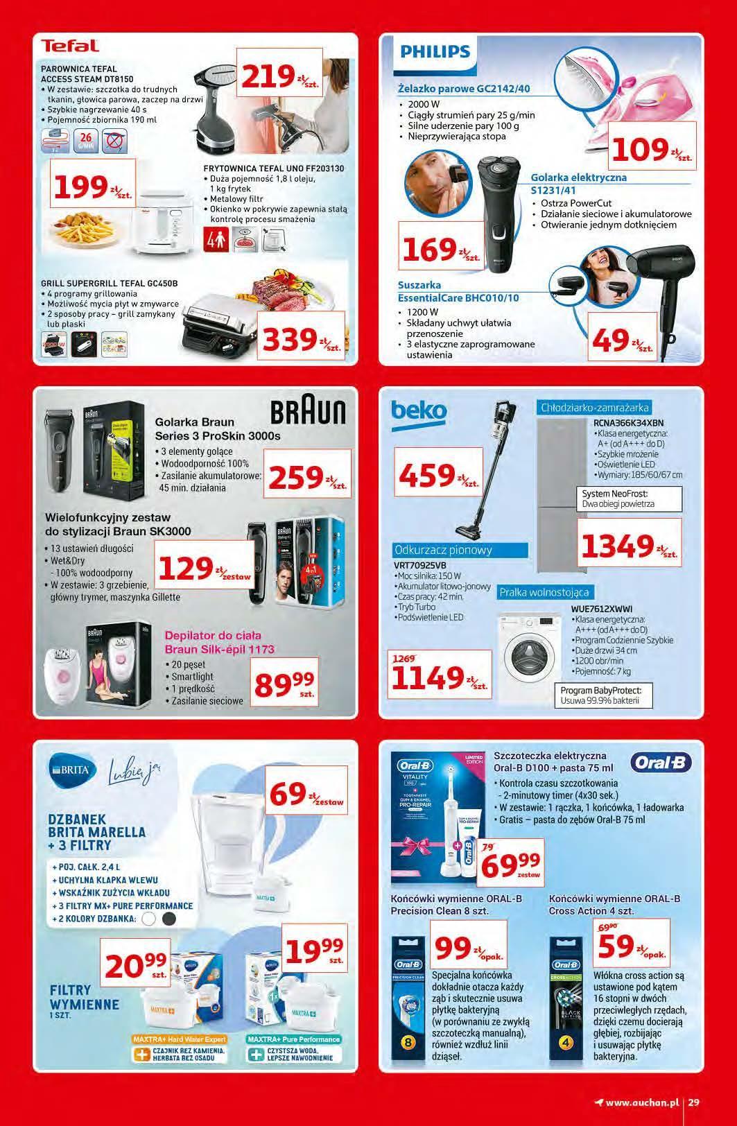 Gazetka promocyjna Auchan do 21/10/2020 str.28