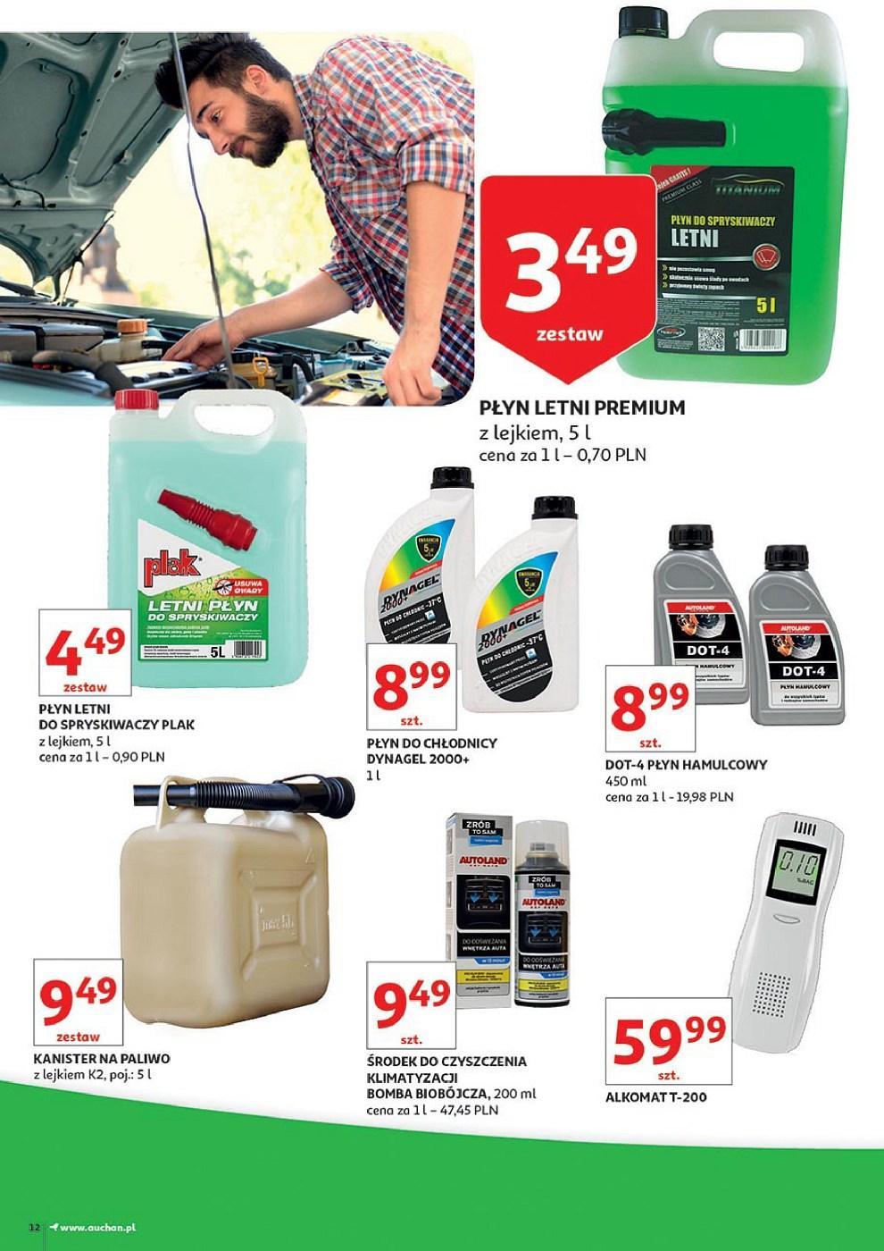 Gazetka promocyjna Auchan do 01/07/2018 str.12