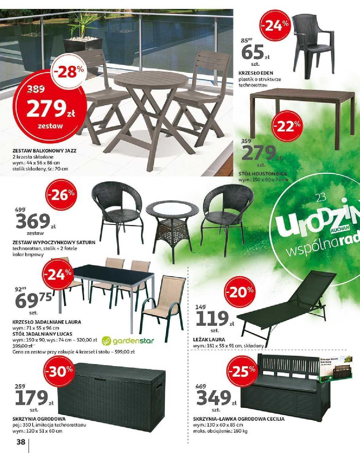 Gazetka promocyjna Auchan do 06/05/2019 str.37