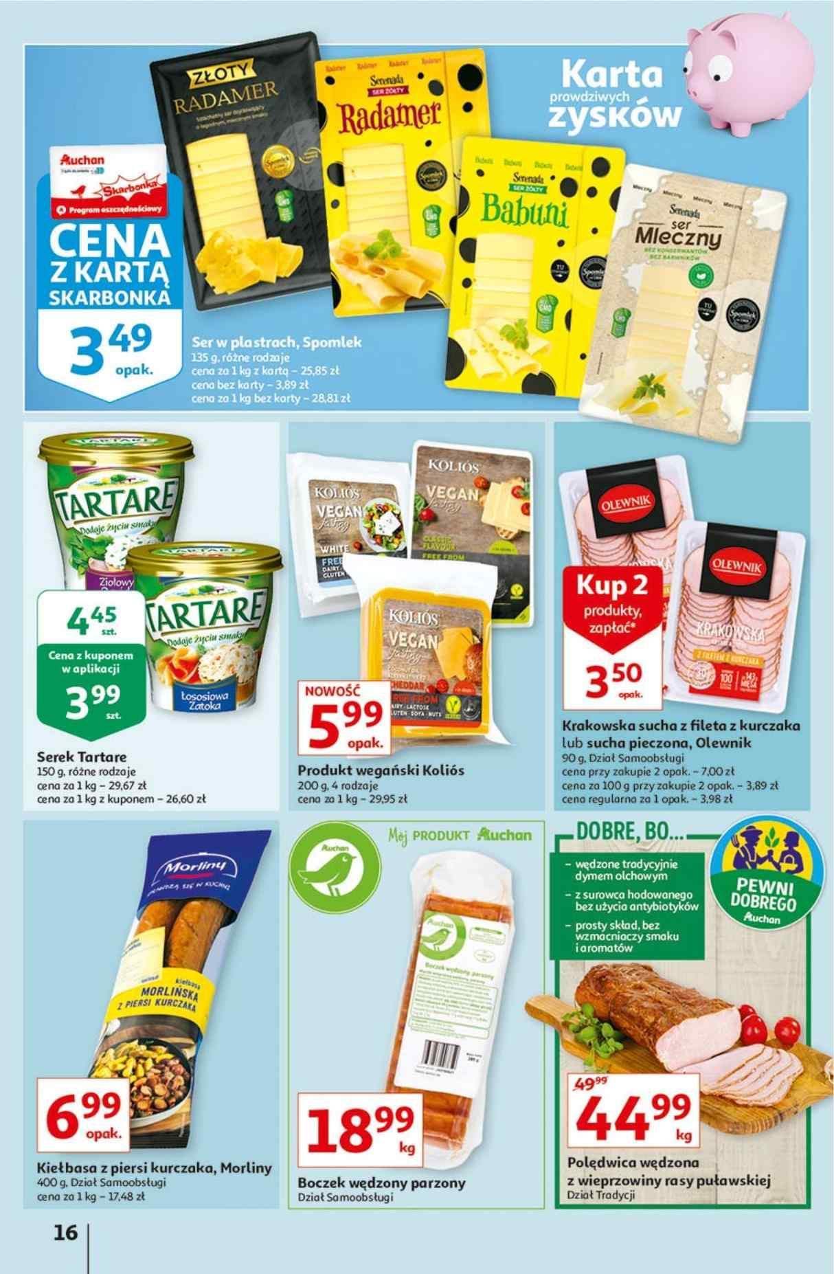 Gazetka promocyjna Auchan do 31/10/2020 str.15