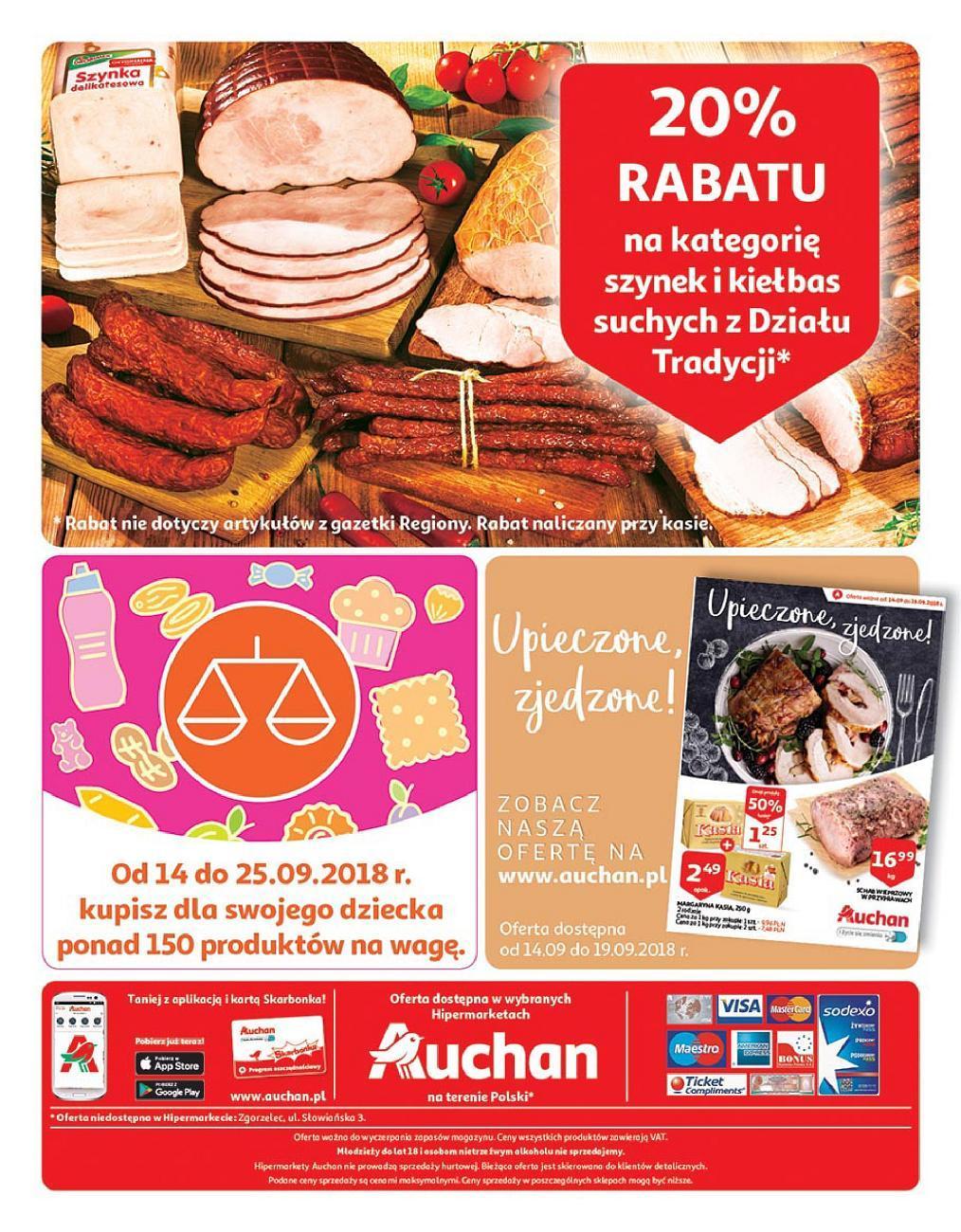 Gazetka promocyjna Auchan do 24/09/2018 str.28