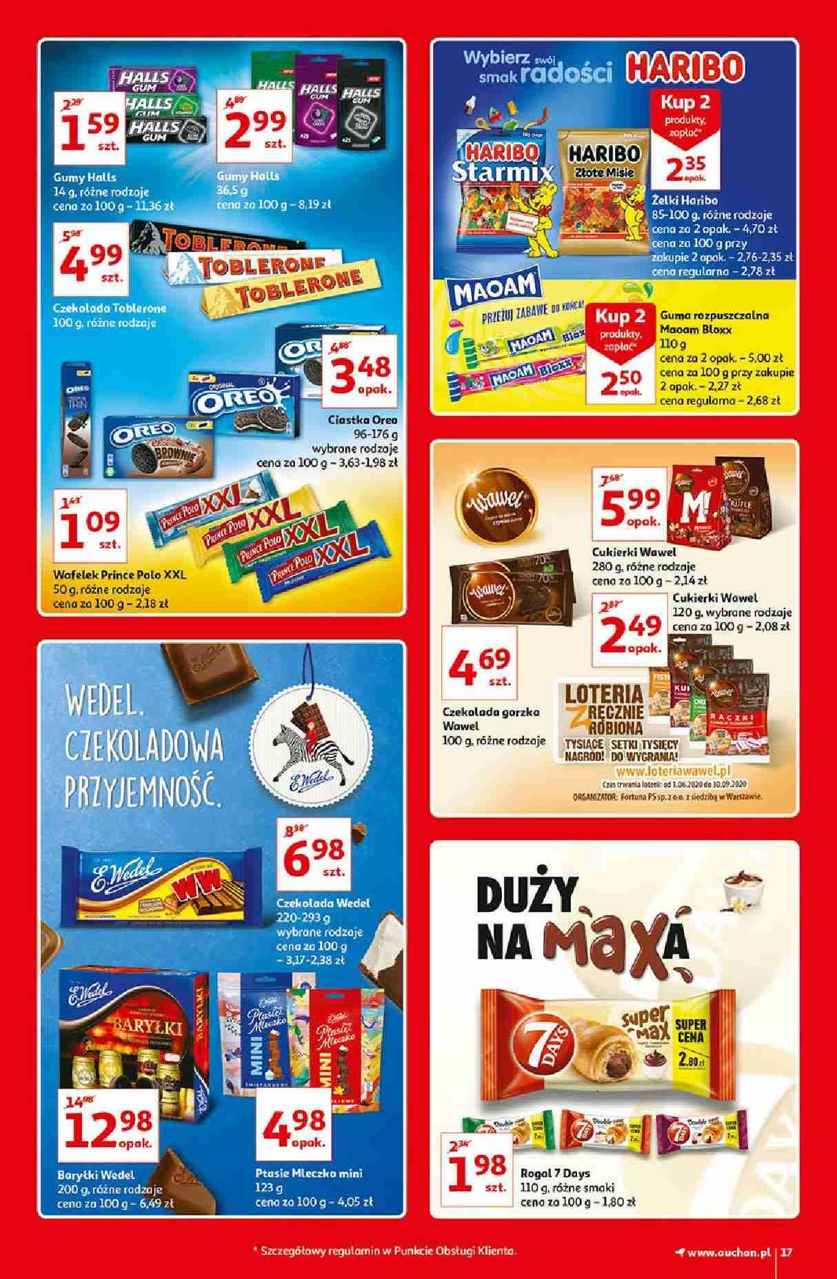 Gazetka promocyjna Auchan do 10/06/2020 str.16