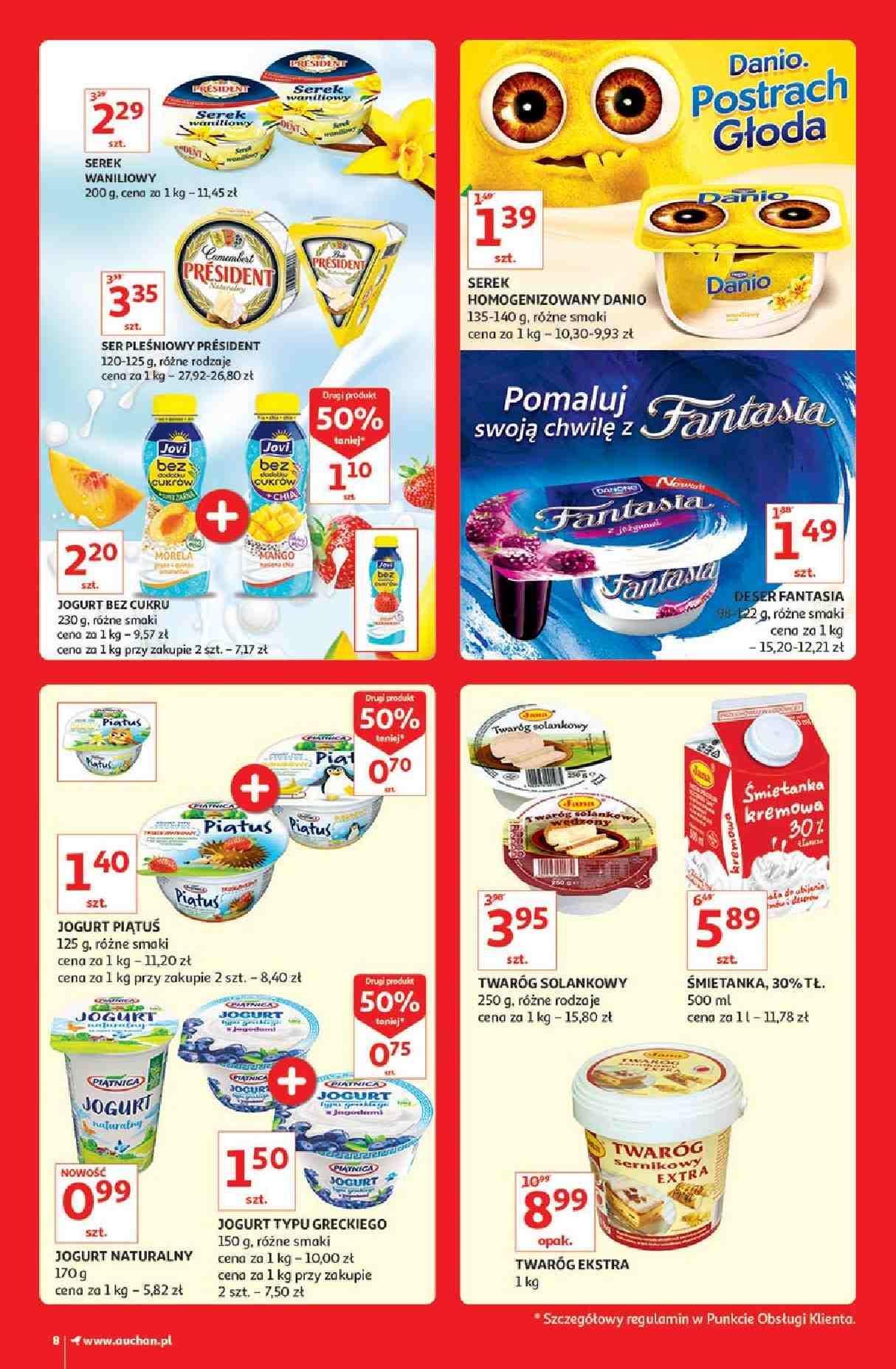 Gazetka promocyjna Auchan do 13/03/2019 str.8