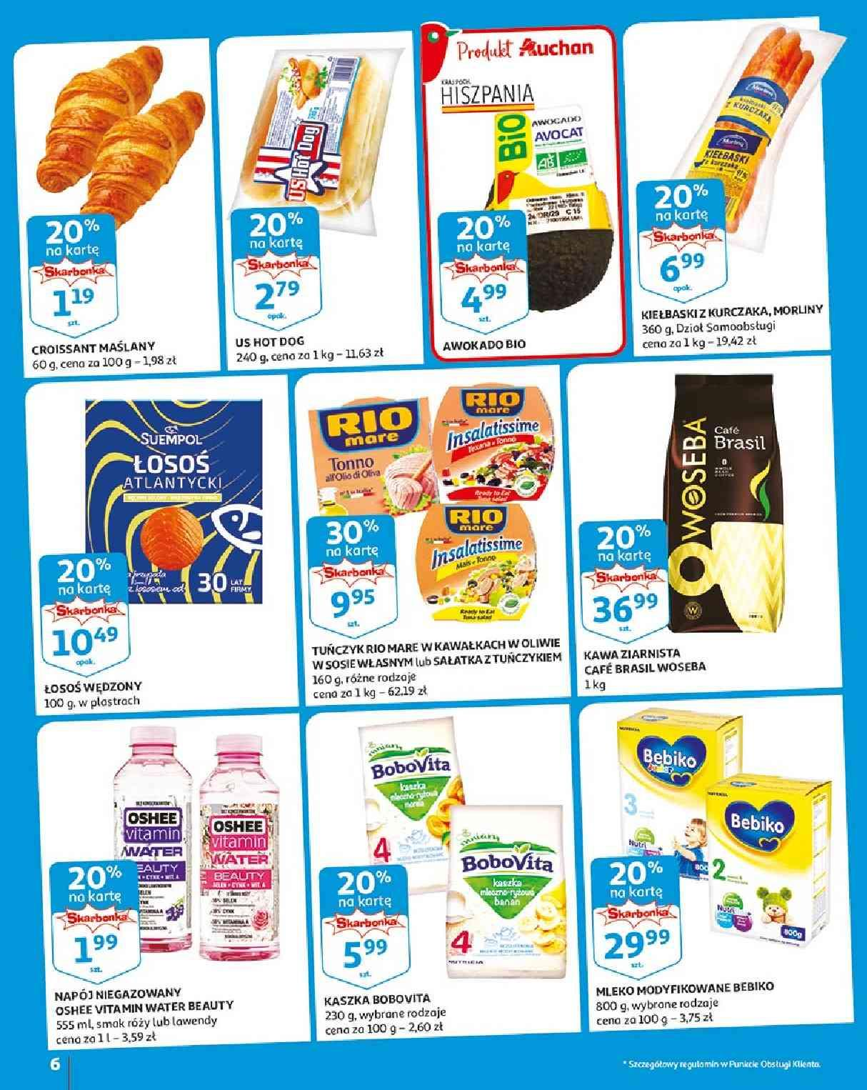 Gazetka promocyjna Auchan do 21/08/2019 str.6