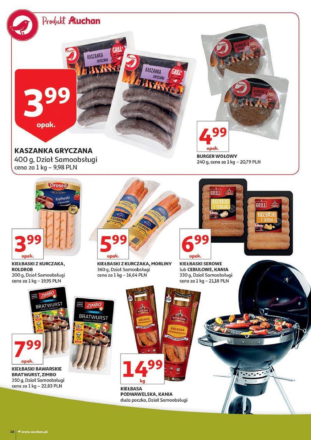 Gazetka promocyjna Auchan do 01/07/2018 str.18