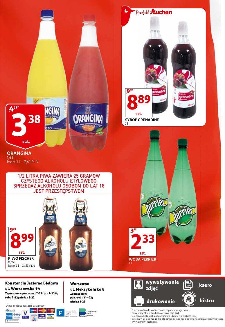 Gazetka promocyjna Auchan do 14/07/2018 str.6