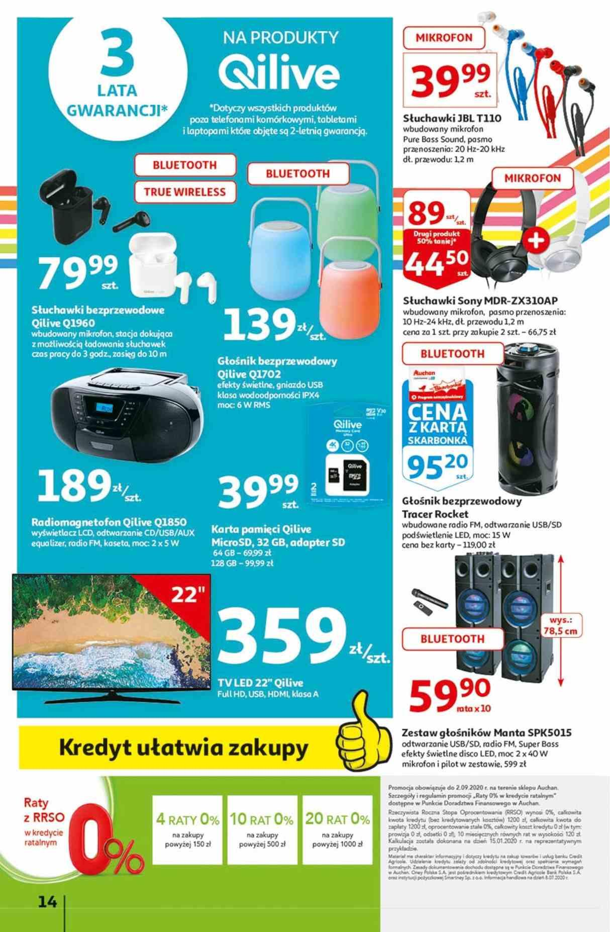 Gazetka promocyjna Auchan do 05/08/2020 str.13