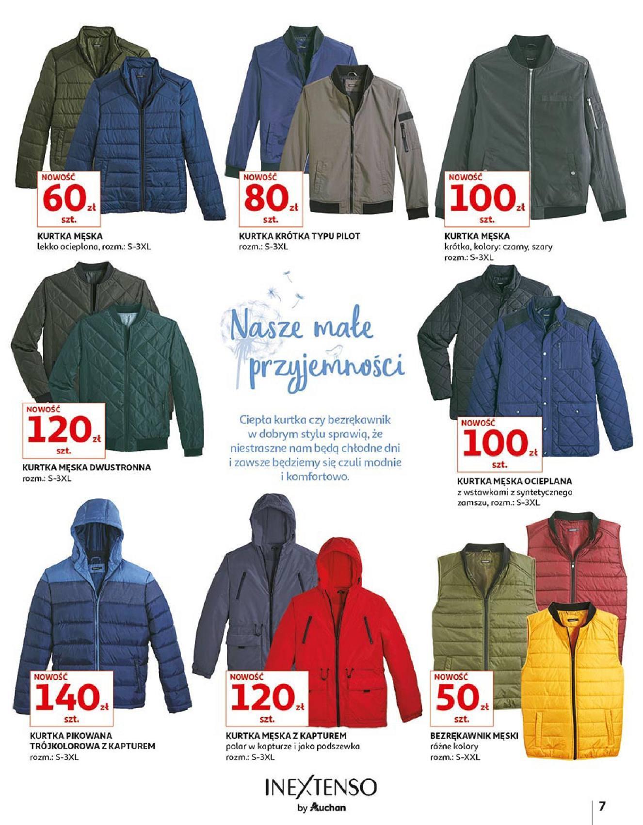 Gazetka promocyjna Auchan do 14/10/2018 str.7