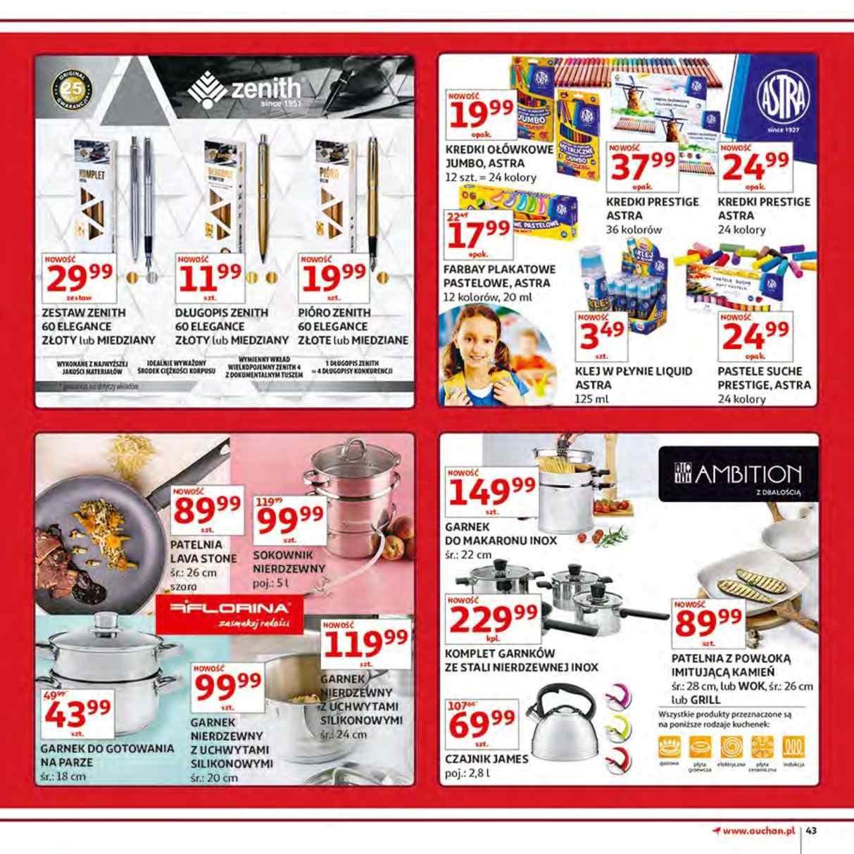 Gazetka promocyjna Auchan do 12/06/2018 str.42