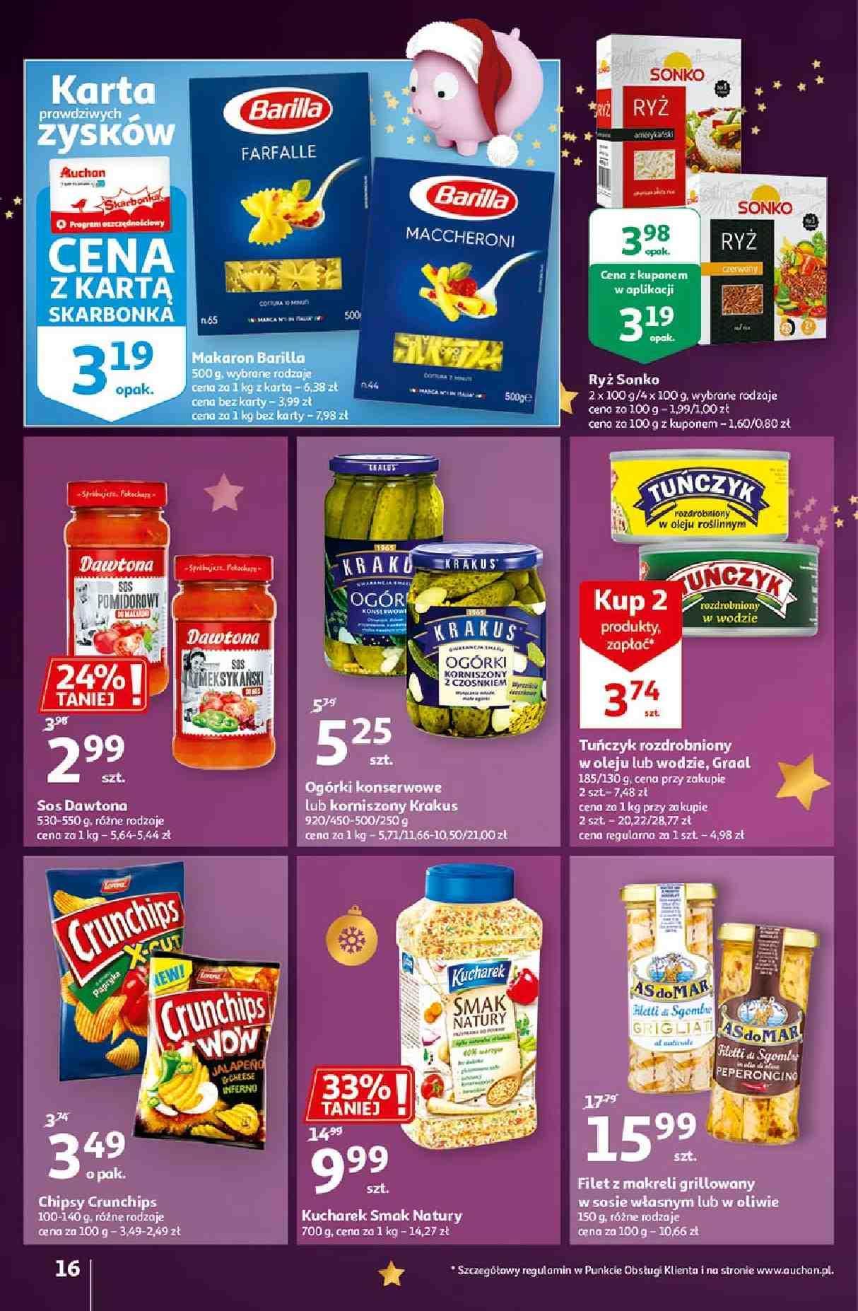 Gazetka promocyjna Auchan do 25/11/2020 str.16