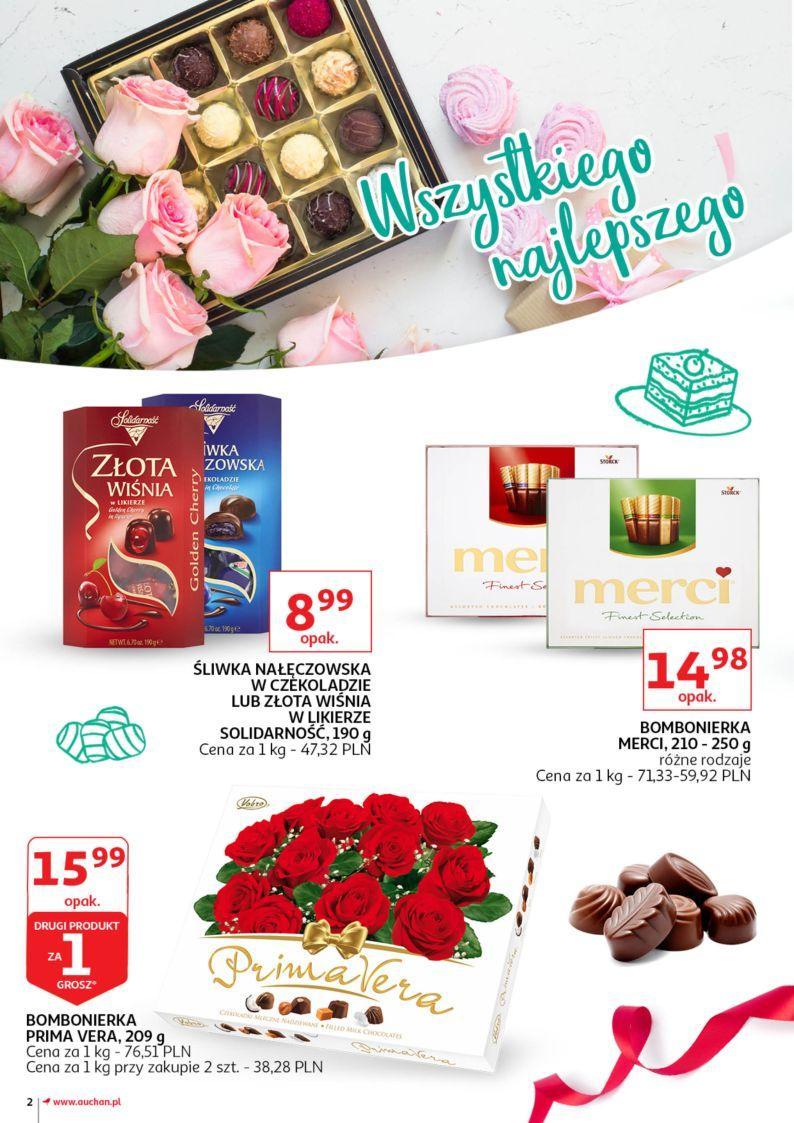 Gazetka promocyjna Auchan do 15/10/2018 str.1