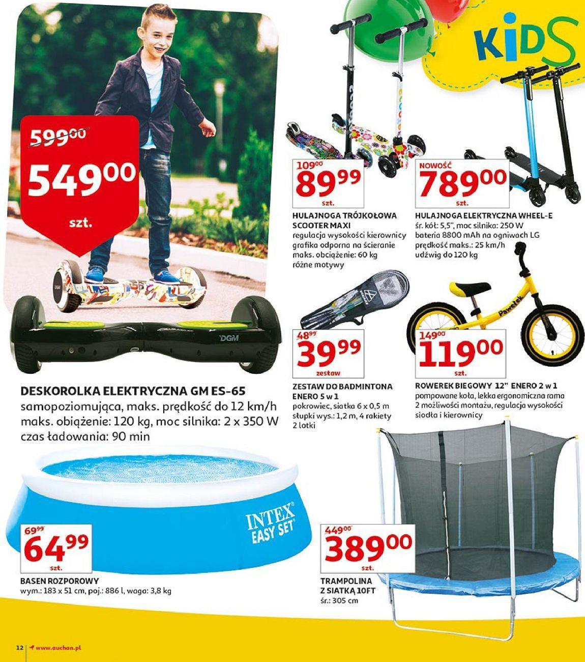Gazetka promocyjna Auchan do 03/06/2018 str.11