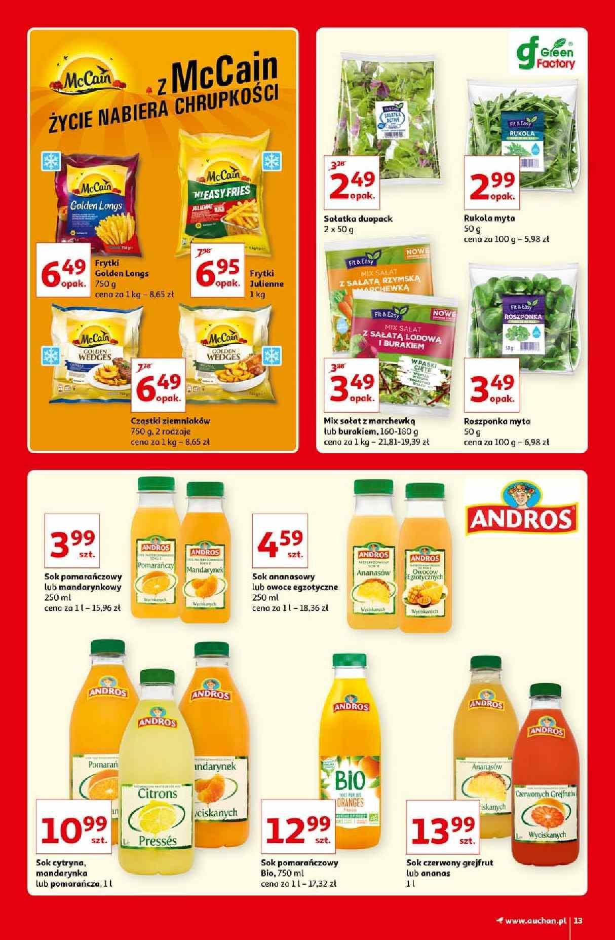 Gazetka promocyjna Auchan do 16/09/2020 str.12