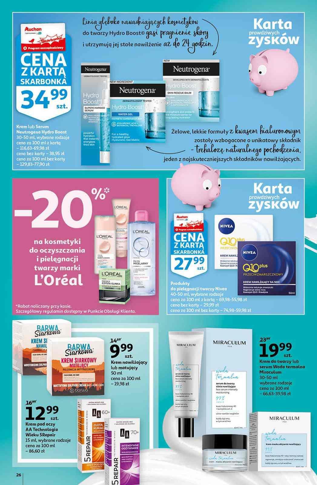 Gazetka promocyjna Auchan do 09/09/2020 str.25