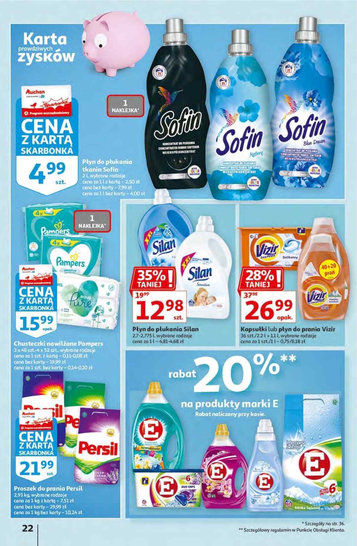 Gazetka promocyjna Auchan do 14/10/2020 str.21