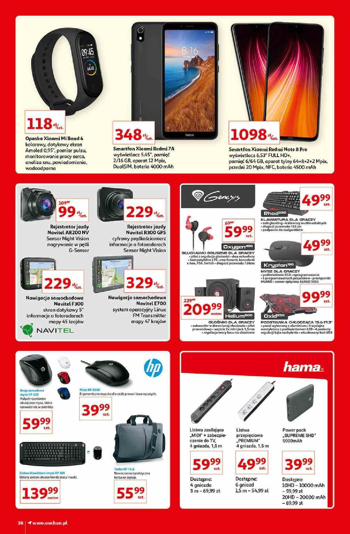 Gazetka promocyjna Auchan do 10/06/2020 str.35